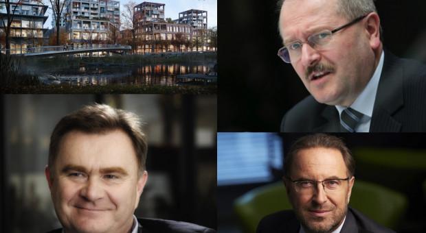 Kto stoi za śmiałym projektem deweloperskim w Katowicach?