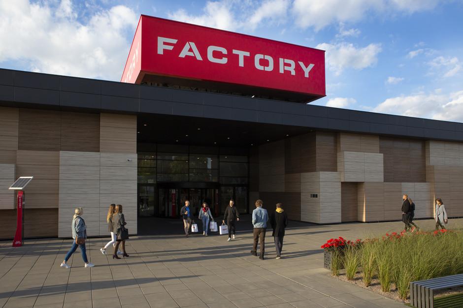 Outlety Factory z coraz większą liczbą klientów i wartością sprzedaży