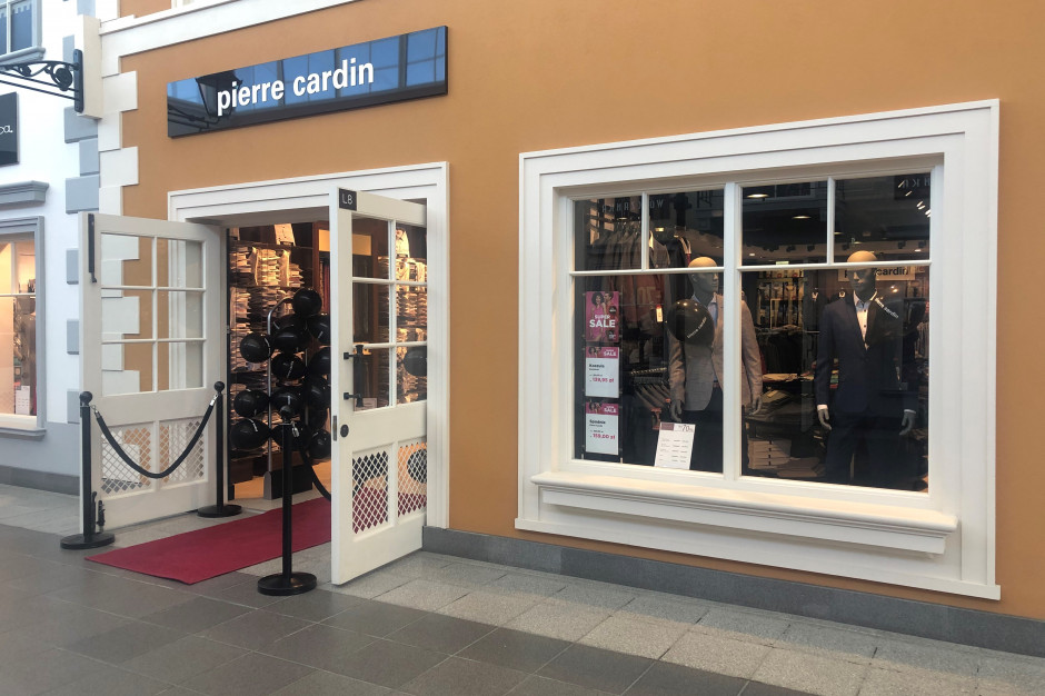 Pierre Cardin pod nowym adresem
