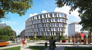Rzeszowski biurowiec Corner Point przywróci tkance miejskiej ludzki wymiar