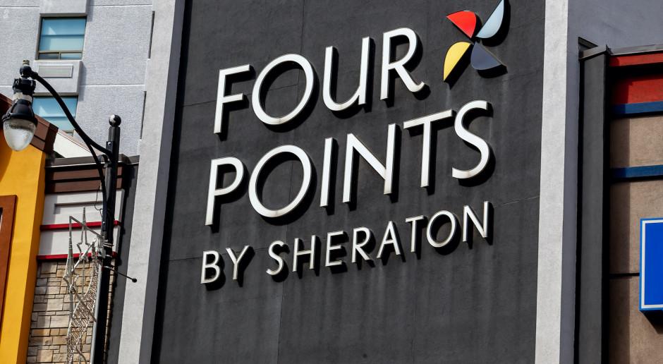 We Wrocławiu i w Poznaniu powstaną hotele marki Four Points. To inwestycja za 73 mln zł