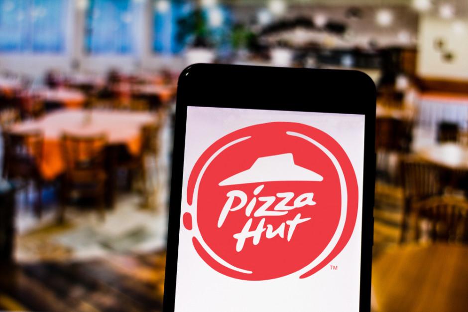 Pizza Hut dostarczy pizzę wprost do samochodu