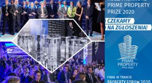 Innowacyjne, spektakularne, wizjonerskie. Rusza Prime Property Prize 2020. Zgłoś nominację!