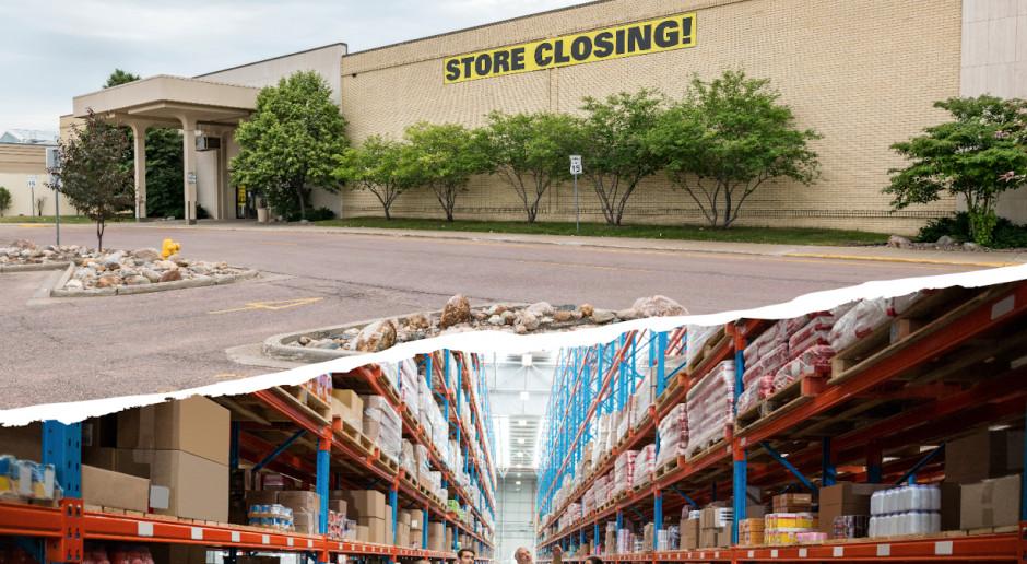 Czy upadłe galerie handlowe zmienią się w magazyny?
