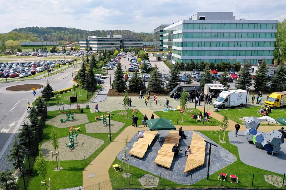 Nowe oblicze kampusu biurowego pod Krakowem