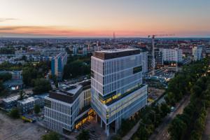 Skanska inwestuje w zielony biurowiec we Wrocławiu