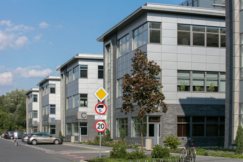 Duże data center w Diamond Business Park
