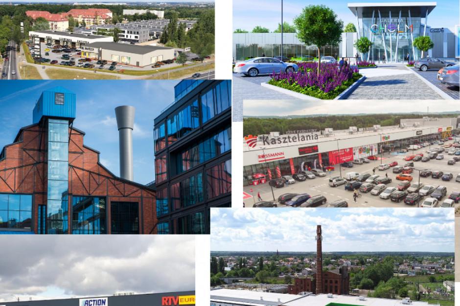 Nowe centra handlowe w Polsce - kto je wybudował i zaprojektował
