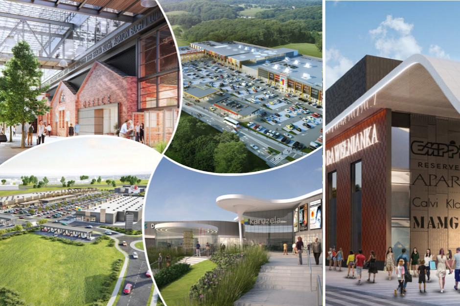Największe centra handlowe w budowie - kto je buduje, kiedy zostaną otwarte