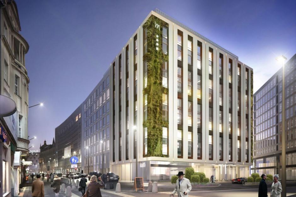 Mercure Katowice City Center coraz bliżej końcówki