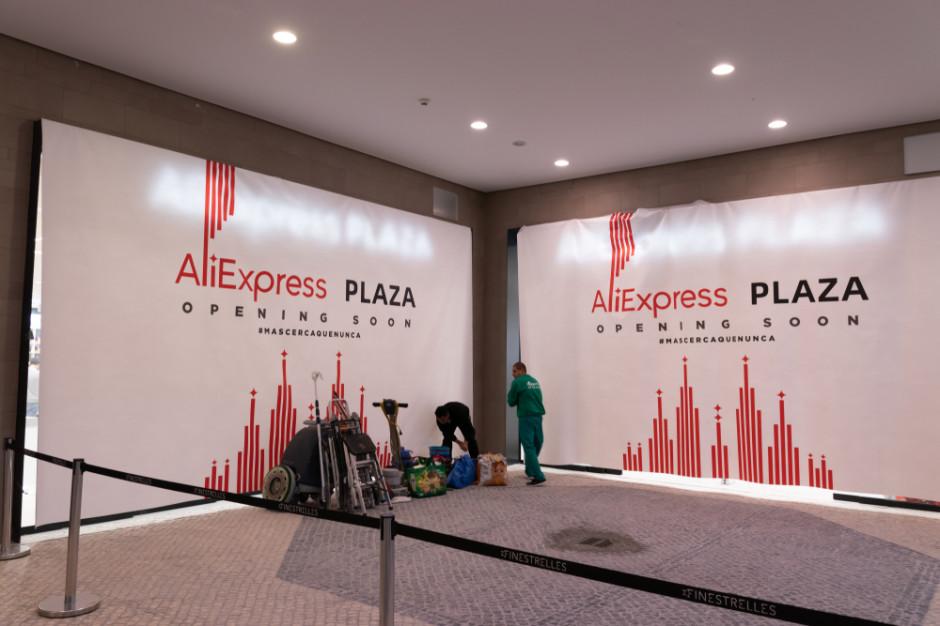 AliExpress otworzy sklep stacjonarny w Polsce