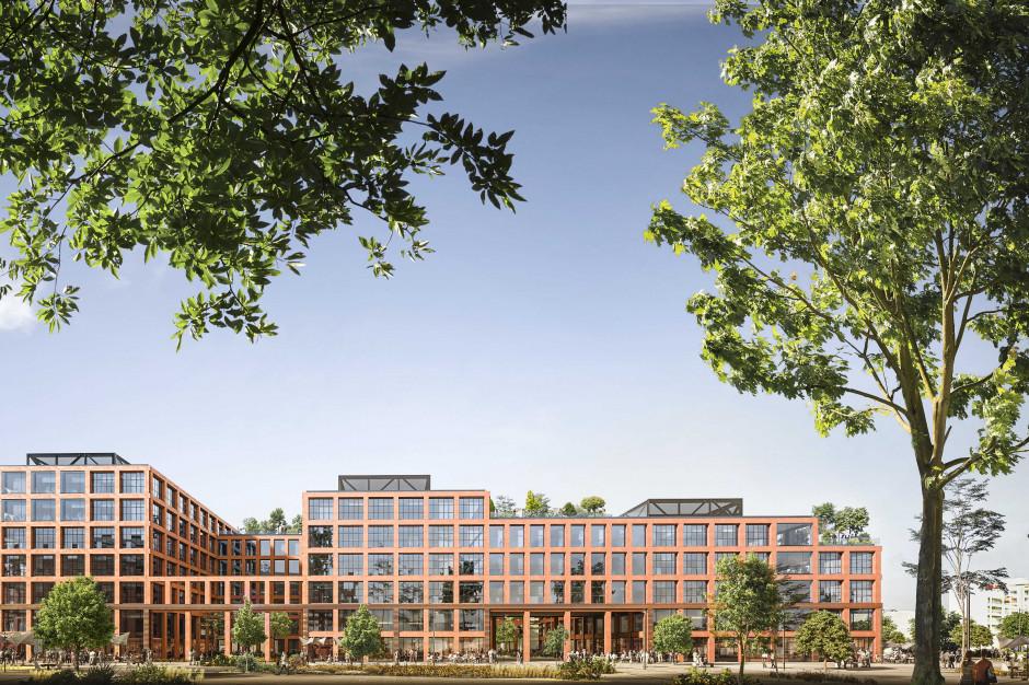 Na terenach postoczniowych w Gdańsku powstaje wyjątkowa dzielnica biur i mieszkań