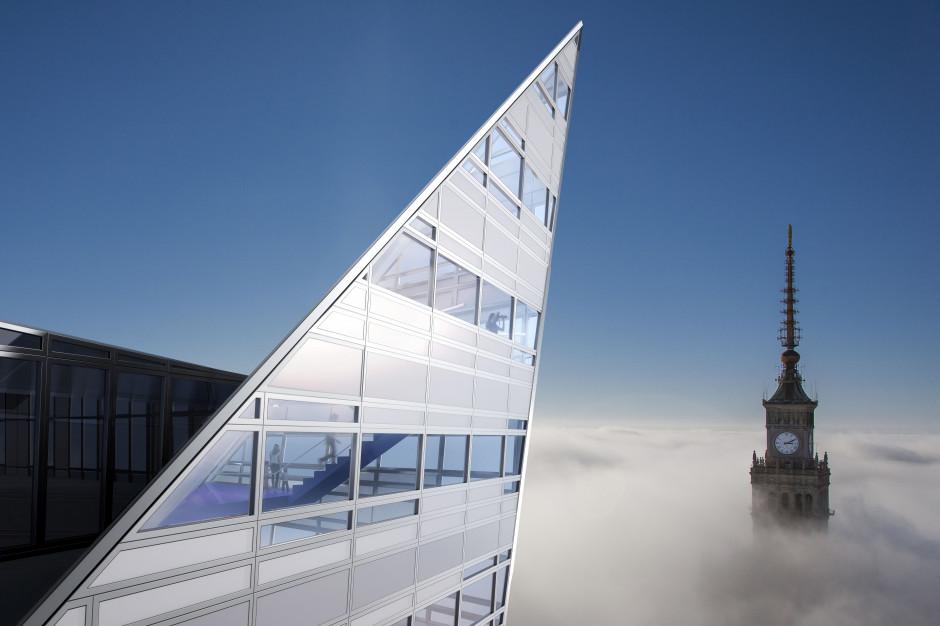 Rekordowa transakcja na rynku premium. Trzypoziomowy penthouse w Złotej 44 z nowym właścicielem