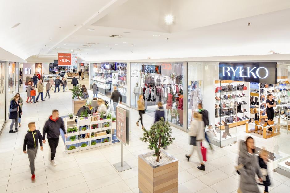 Toruńskie centrum handlowe notuje wzrosty