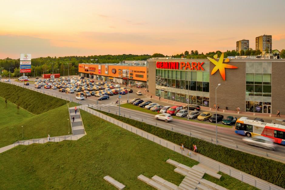Gemini Park Tarnów notuje wzrosty
