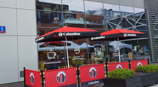 Columbus trzyma fason mimo ubytków w sieci