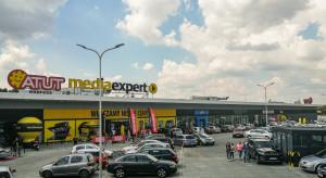 Nowy park handlowy w Wieliczce już otwarty