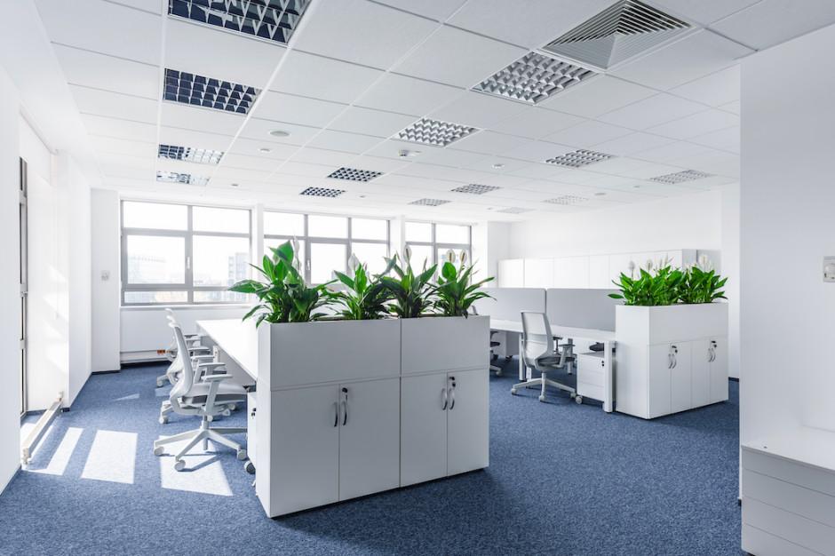 Brak planów powrotów do biur utrudnia optymalizację kosztów