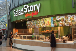 Salad Story walczy o stare lokale, odracza otwarcie nowych