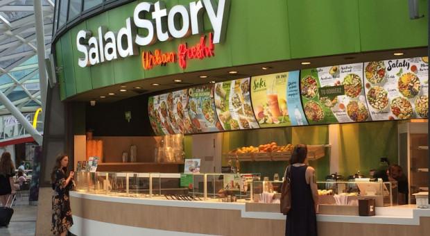 Salad Story walczy o stare lokale, odracza otwarcie nowych