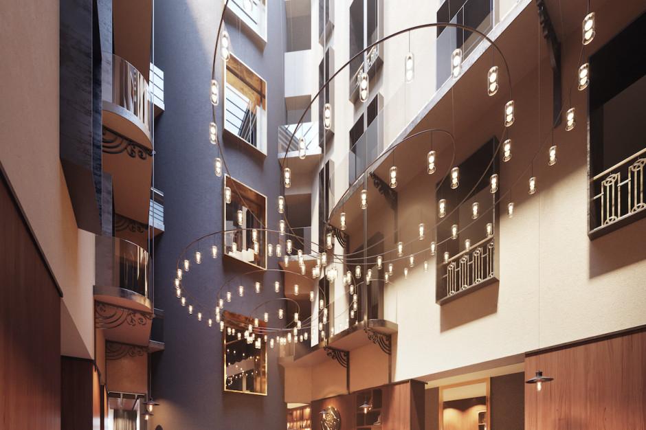 Tak będzie wyglądał krakowski hotel Royal Le Méridien