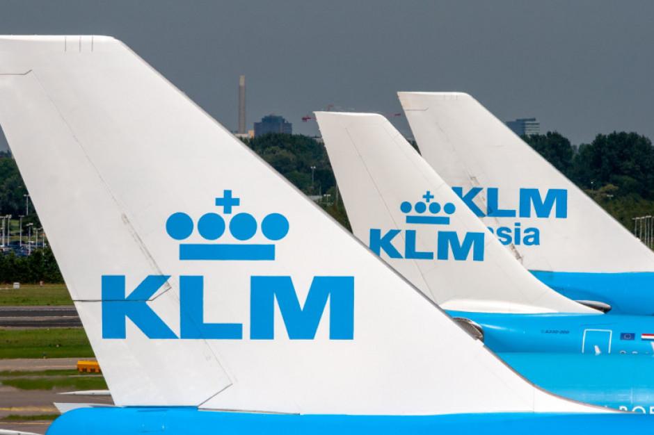 Holenderskie linie lotnicze zapowiadają redukcje