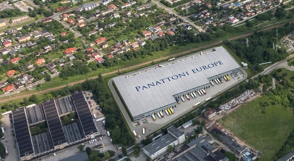 Media Expert wynajmuje od Panattoni