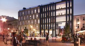 Jest pozwolenie na budowę biurowca Fern w Łodzi