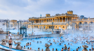 Kąpieliska termalne w Budapeszcie w trudnej sytuacji