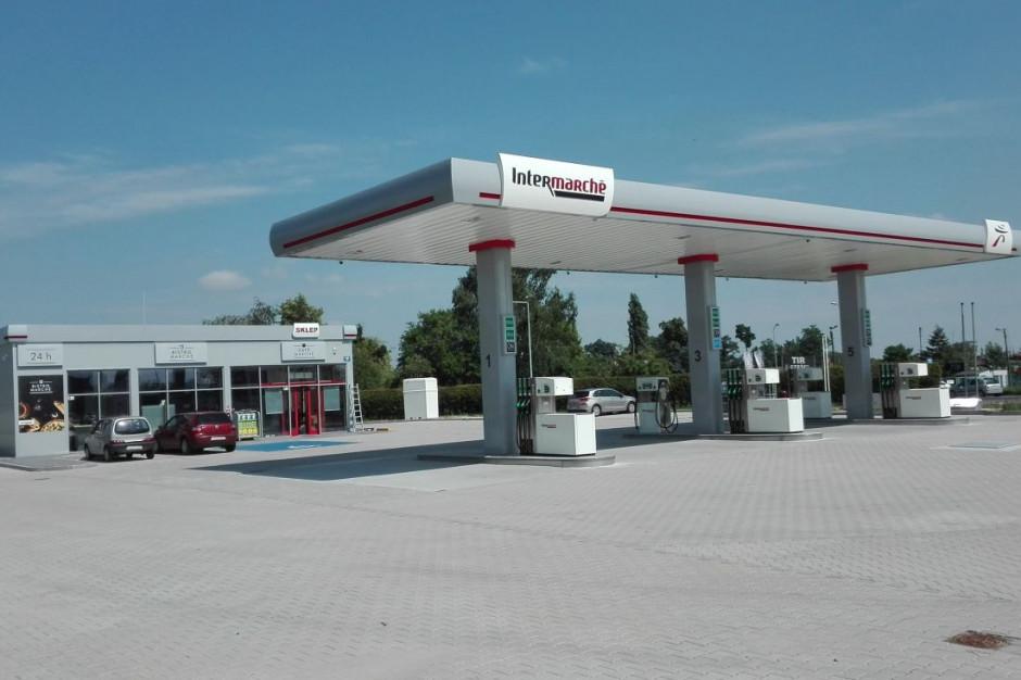Intermarché rozwija sieć przymarketowych stacji paliw