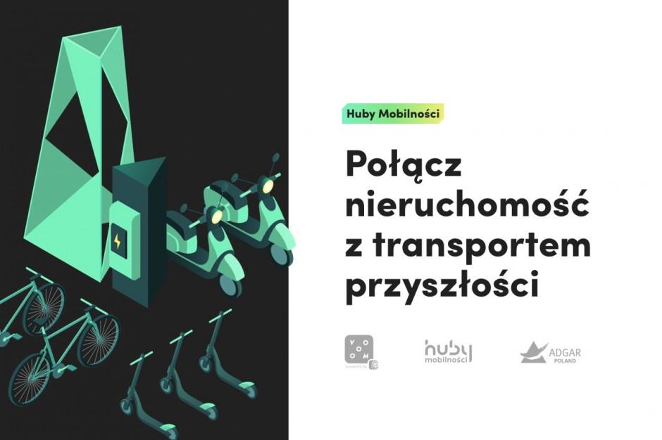 Adgar Plaza z pierwszym w Polsce Hubem Mobilności