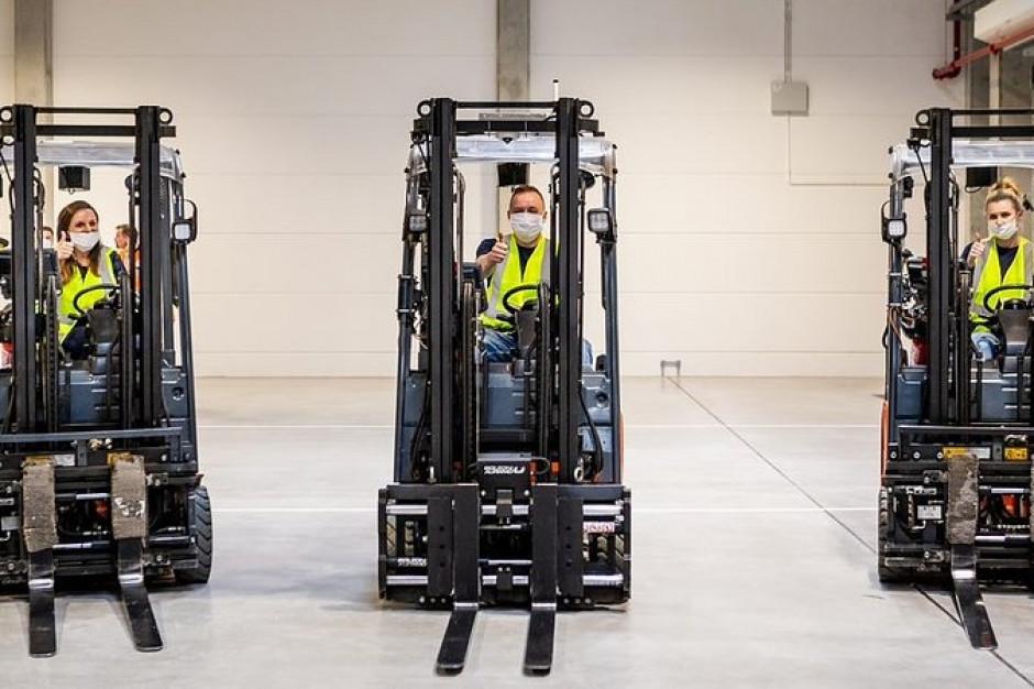 IKEA inwestuje w rozwój sieci logistycznej