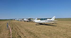 Lokalne lotnisko zostało otwarte w Suwałkach