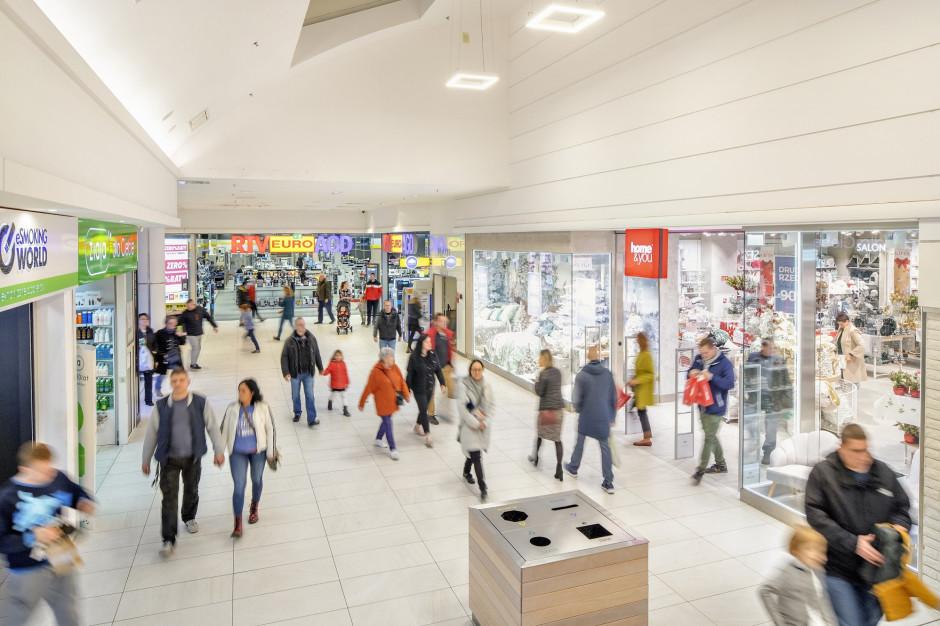 Najemcy z segmentu home zyskują w centrach handlowych