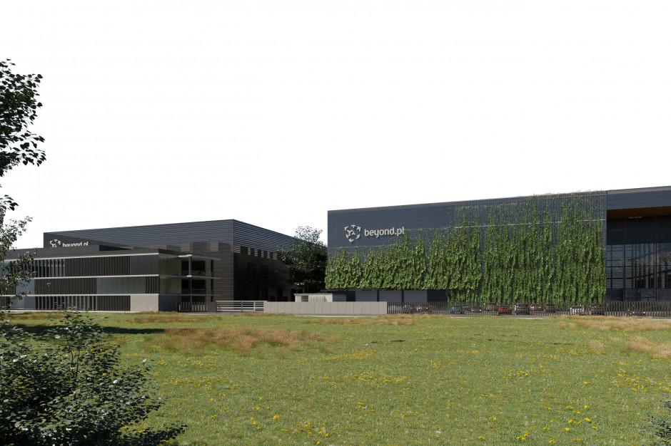 Zielone centrum danych w Poznaniu jeszcze większe. Beyond.pl rozpoczął rozbudowę