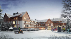 Inwestycja hotelowa od Orkan Real Estate w Szklarskiej Porębie pod marką Mercure