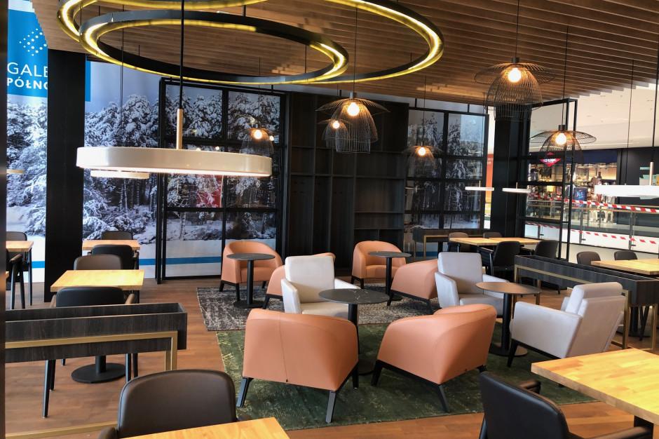 Galeria Północna z nową odsłoną food hallu