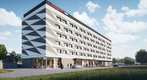 Nowy Hampton by Hilton przy krakowskim lotnisku gotowy pod koniec 2021 roku