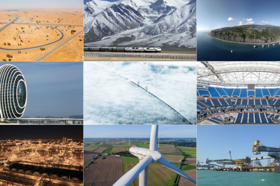 Oto największe spółki budowlane świata