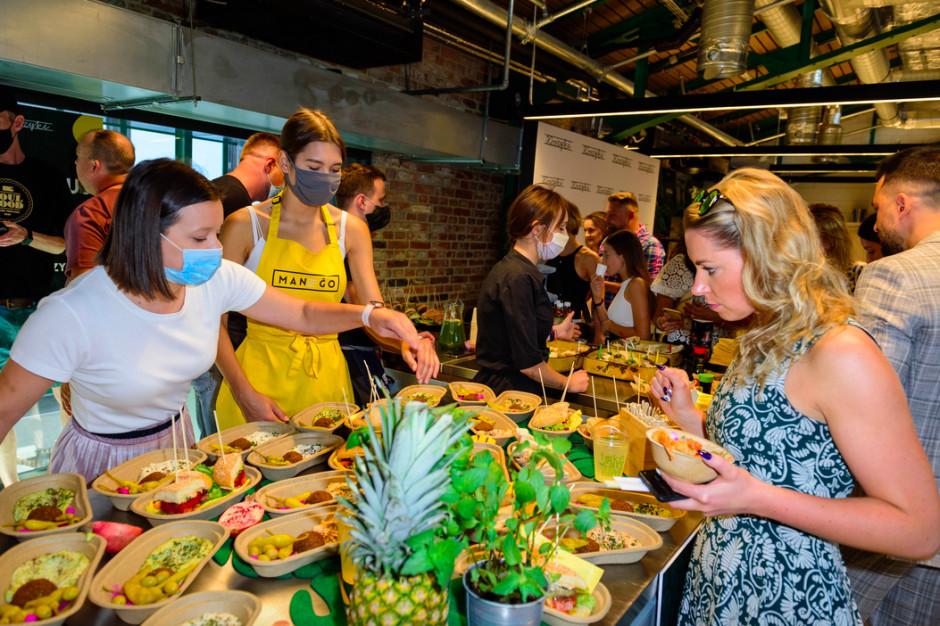 Kulinarna podróż dookoła świata w Hali Koszyki