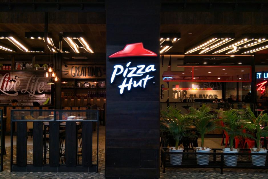 Pizza Hut z własną kolekcją modową