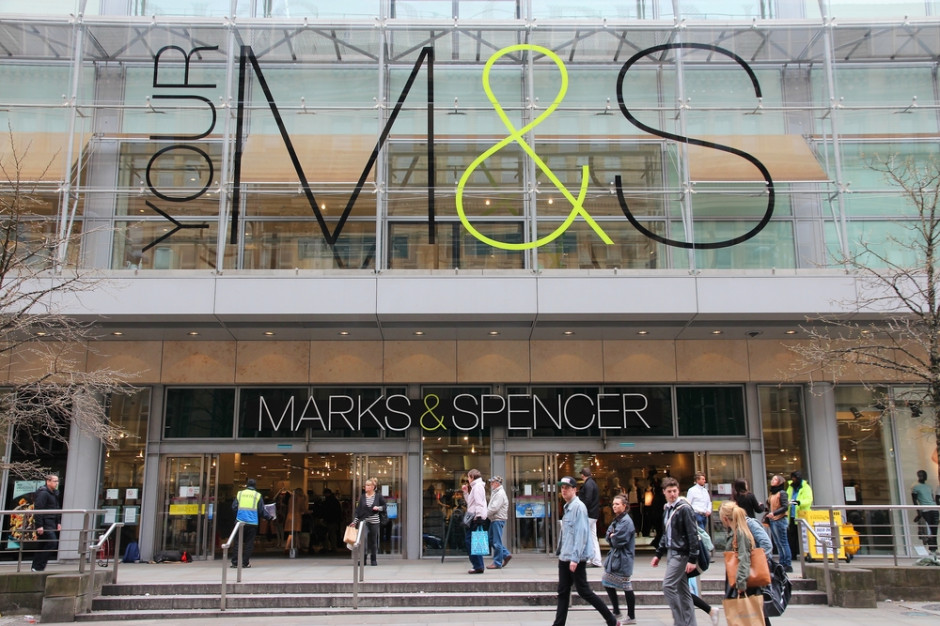 Marks & Spencer zwolni 7 tys. osób