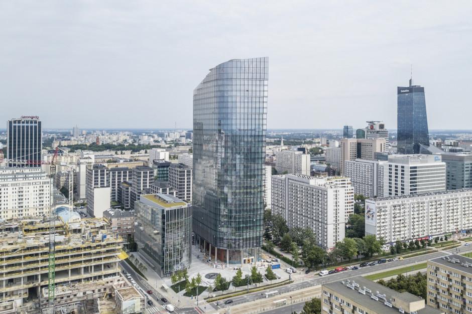 Mennica chce dokupić akcje właściciela Mennica Legacy Tower