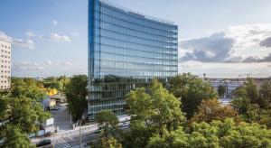 Carbon Tower z najemcą z branży finansowej