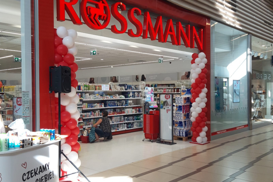 Rossmann w pierwszej trójce najpopularniejszych witryn e-commerce w Polsce