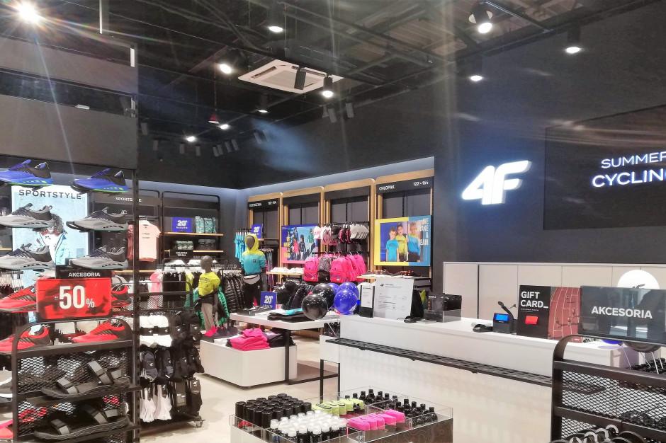 Nowy sklep 4F w Gnieźnie