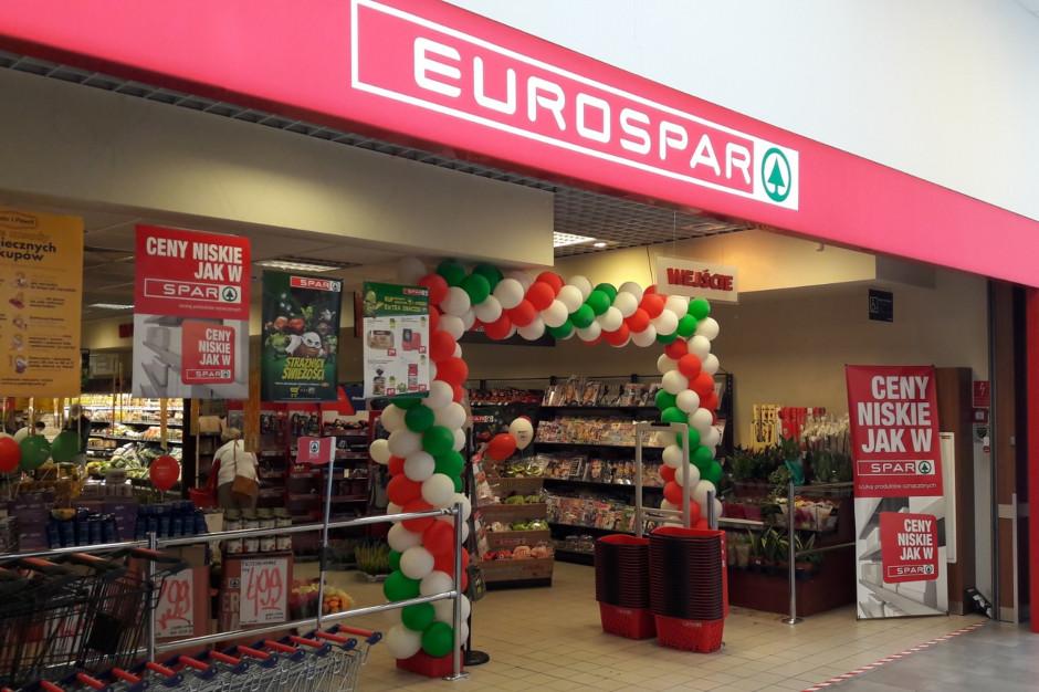 Nowy EuroSpar w Gdańsku