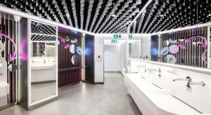 Pasaż Grunwaldzki unowocześnia toalety - dla komfortu i bezpieczeństwa