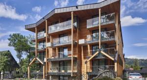 Nowy aparthotel wyrósł w sercu Zakopanego. Tak wygląda inwestycja