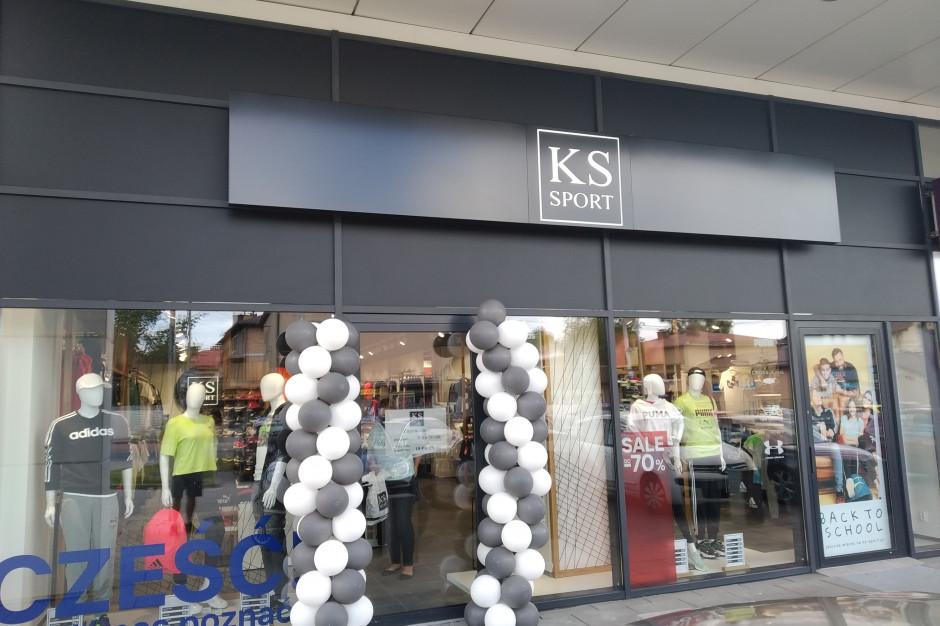 KS Sport w centrum Dekada Myślenice już otwarte